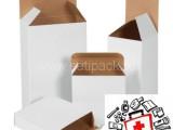 Картонная упаковка для медицинских товаров