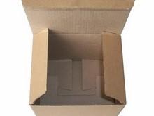 Самосборная коробка «Ласточкин хвост»