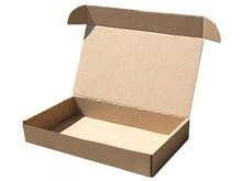 Самосборная коробка «с ушками»
