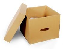 Самосборная коробка «Крышка-дно»