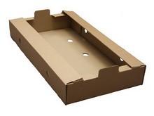 Самосборная коробка  «Витринная»