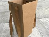 Кашированная коробка для цветов