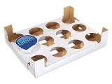 Картонная упаковка для молочной продукции