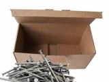 Картонная упаковка для гвоздей и саморезов
