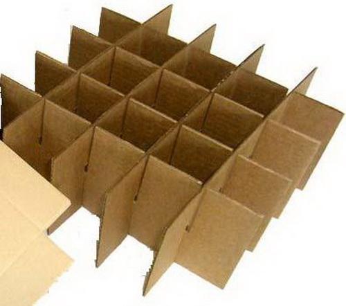 Сделать разделители для ящика своими руками