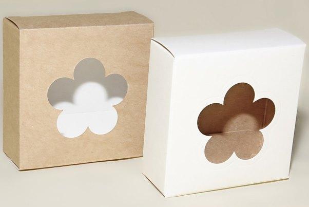Круглая подарочная коробка